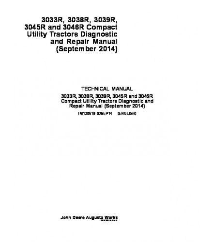 Download Heavy Equipment Service Repair Manuals JOHN DEERE