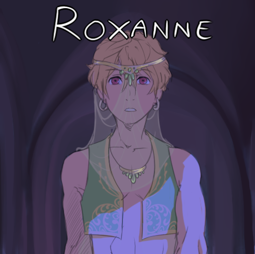 Check out the rest of this through the link! (Based on the song Roxanne)