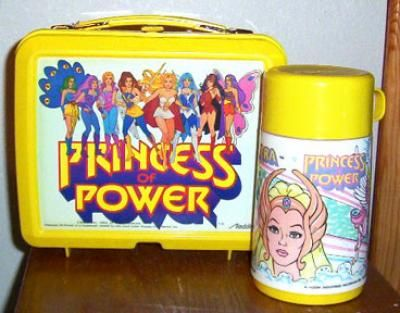 4c264998750f Princess of Power lunch box with Thermos