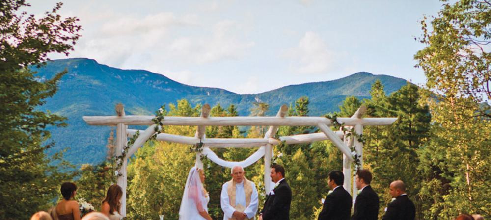 Wedding White Mountain