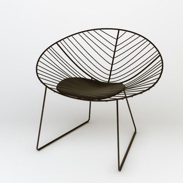 Arper | Leaf Lounge Chair