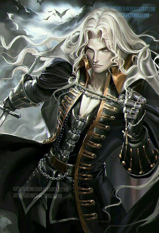 alucard Alucard castlevania, Alucard, Sakimichan art