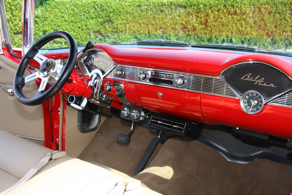 Disappointment With Dash Trim Trifive Com 1955 Chevy 1956 Chevy 1957 Chevy Forum Talk About Your 55 Chevy 56 Chevy 57 Chevy Be 55 Chevy 1955 Chevy Chevy