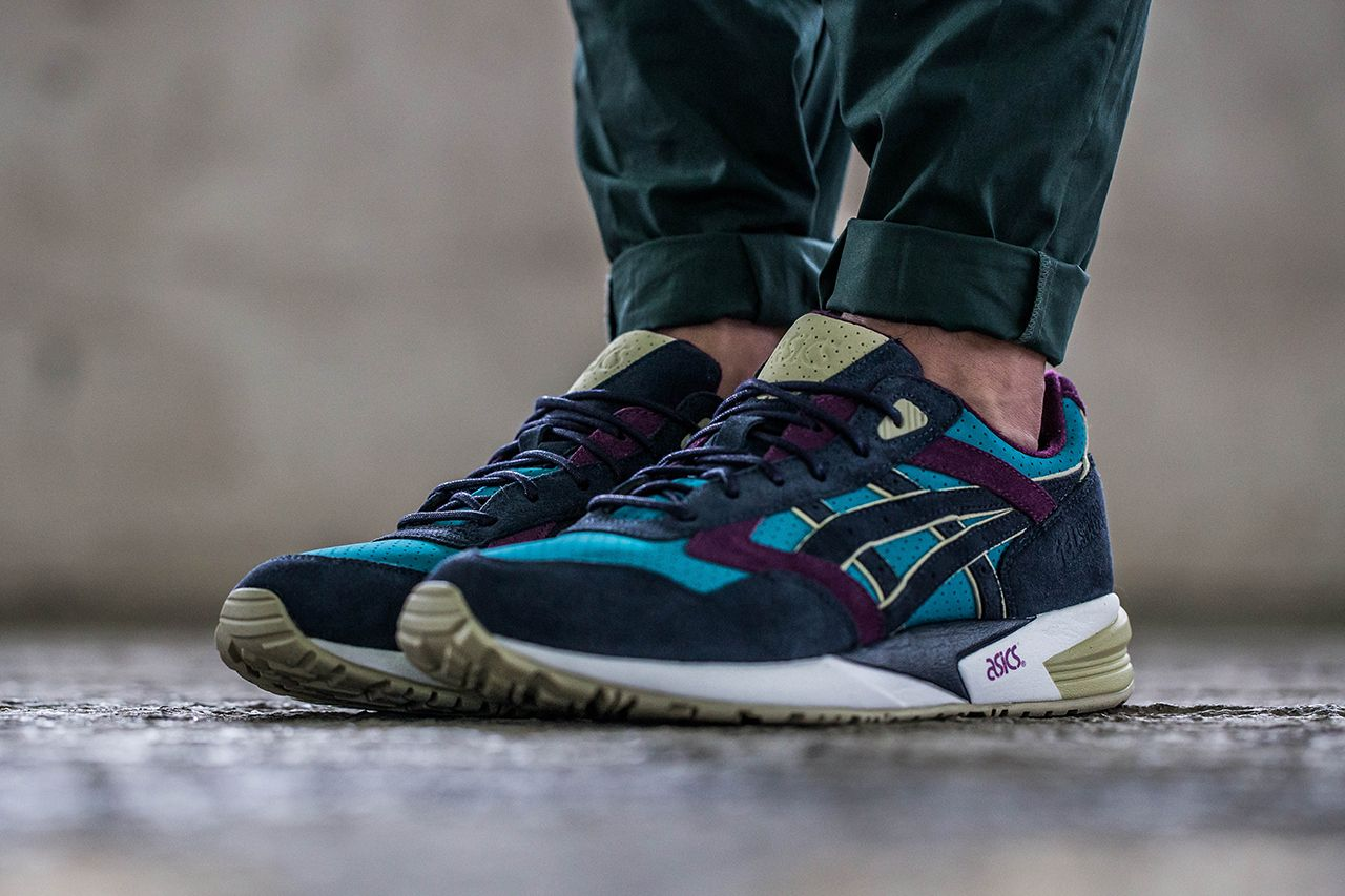 A Closer Look At The Bait X Asics Gel Saga Phantom Lagoons