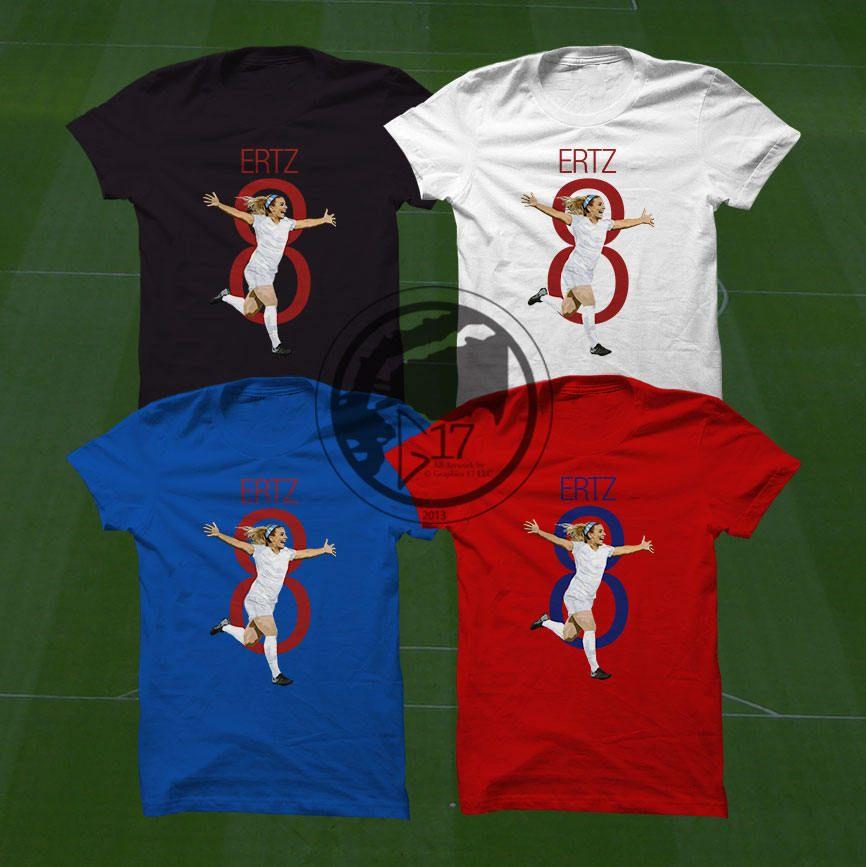 1fd6ba0ba42 Julie Ertz T-Shirt - USWNT Player - Size S to Xxxl - Custom Apparel soccer,  world cup tshirt, Julie Ertz tee, uswnt tshirt by Graphics17 on Etsy