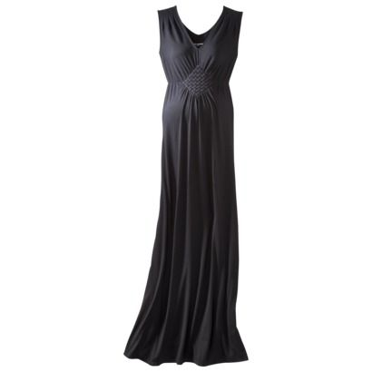 afe2854c496 Liz Lange® for Target® Maternity Sleeveless Braided Maxi Dress - Assorted  Colors.Opens in a new window