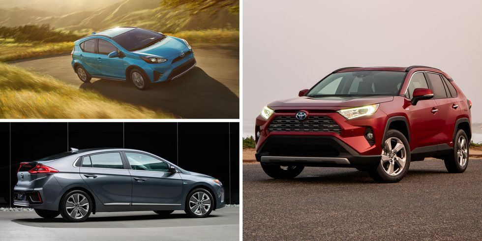 The 10 Cheapest Hybrid Cars and SUVs in 2019 Used suv