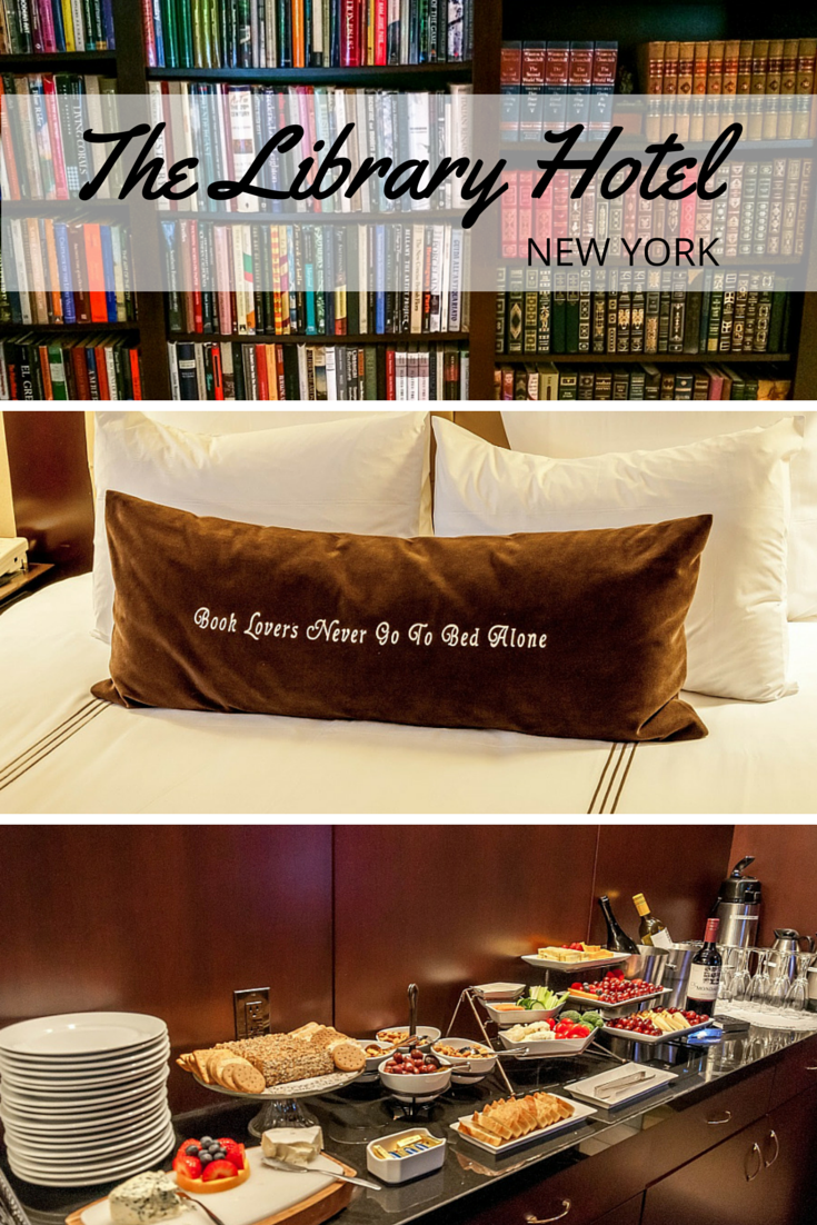 Getting Booked At New York S Library Hotel Visit Usa And City # Muebles Gayro Cadiz