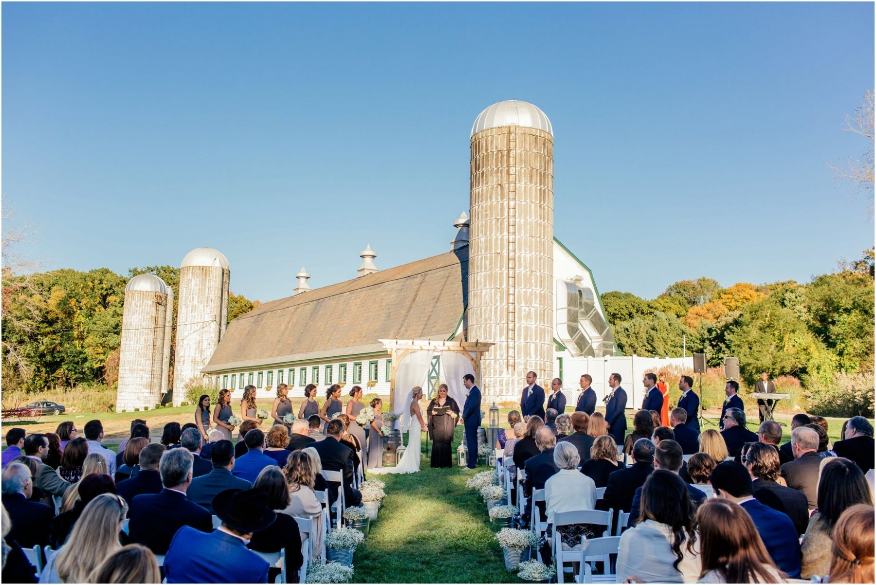 The Barn at Perona Farms, Bride Groom Pose by Popography ...