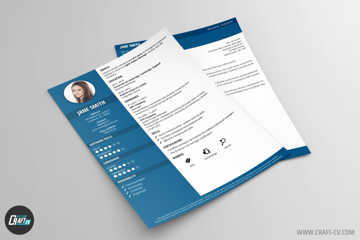 Original CV Glory CV Maker Online Download CV Free
