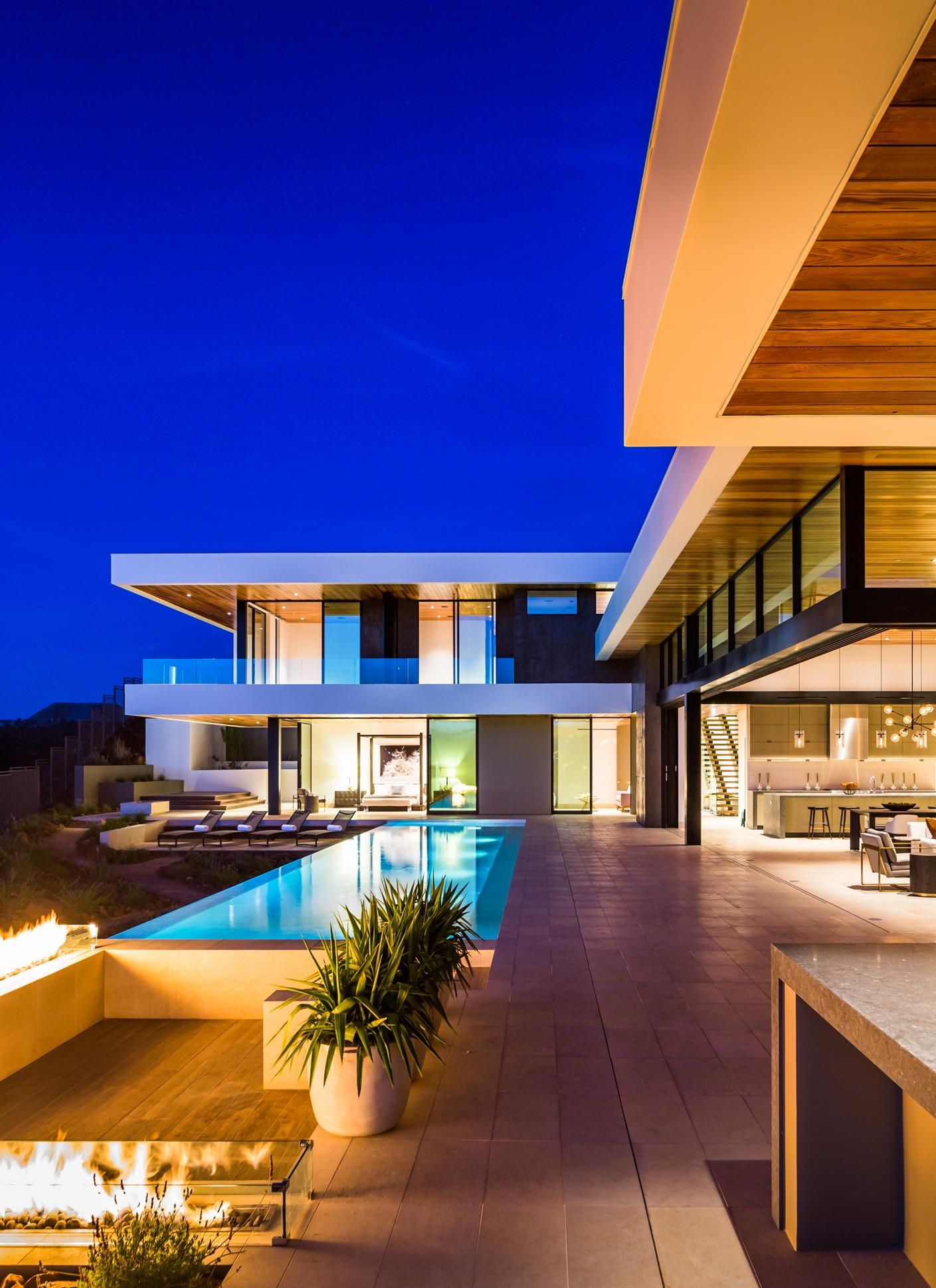 SB Architects Design Architectural 'inspiration Home' For