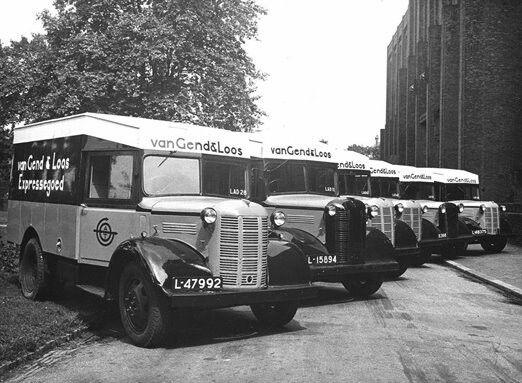 Oud Heel Oud V Gend Loos Oude Trucks Auto S Motoren