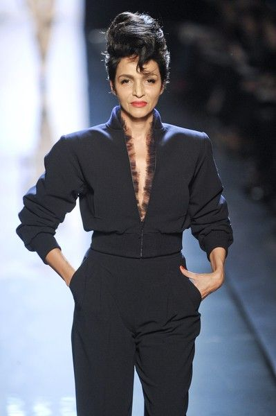 Jean Paul Gaultier at Couture Spring 2011 - Livingly