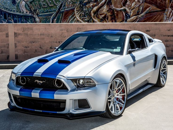 2014 Ford Mustang G T Need For Speed Movoe Film Supercar Muscle