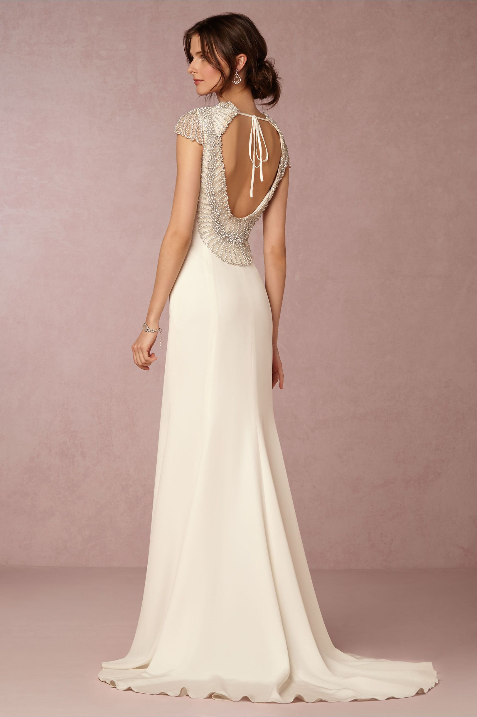 sleek & embellished wedding dress | Dylan Gown by Rosa Clara for ...