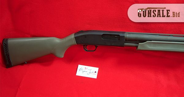 LOT 31 MAKE Mossberg MODEL 500A SERIAL NUMBER P138278