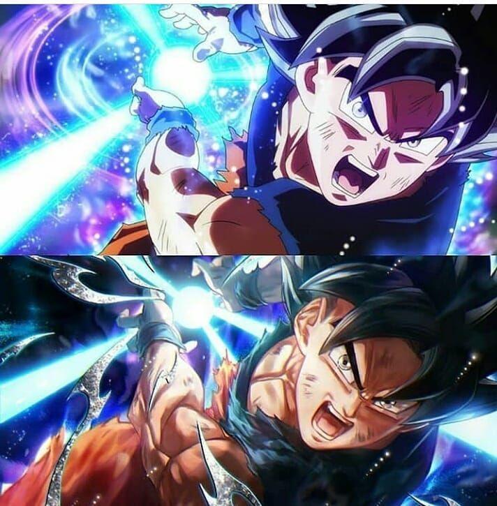 Which Is Better Follow Superfunhub Tags Goku Vegeta Dragonballsuper Dragonball Dbz Dragonballz Gohan Dragones Personajes De Dragon Ball Dragon Ball