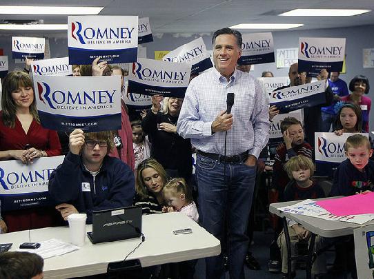 No. 15 #prezpix #prezpixmr election 2012 Mitt Romney Philadelphia Inquirer Philly.com Gerald Herbert AP Photo 2/28/12