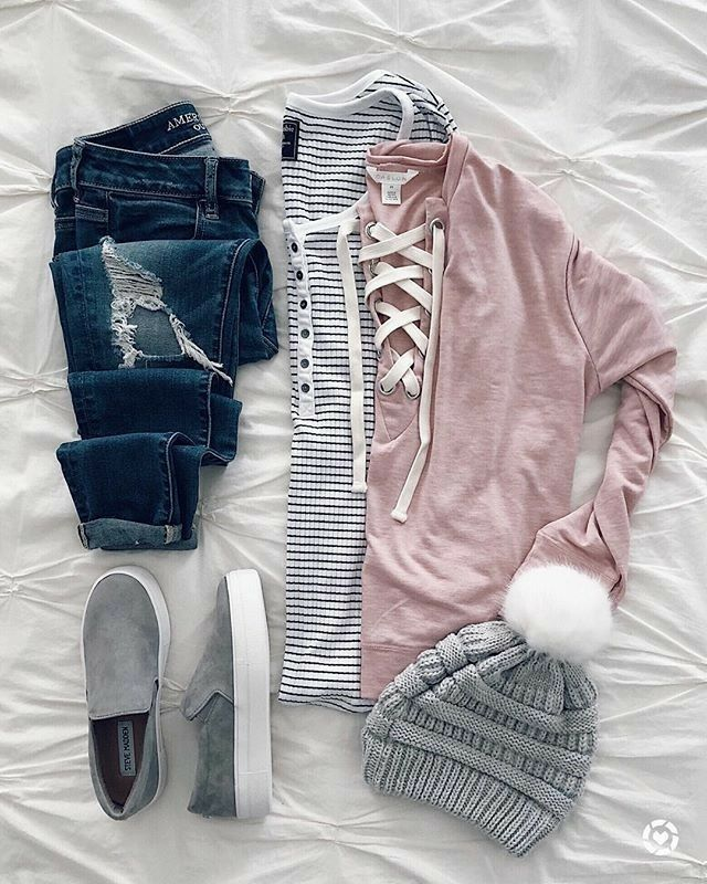 Fall outfits School outfits Winter outfits