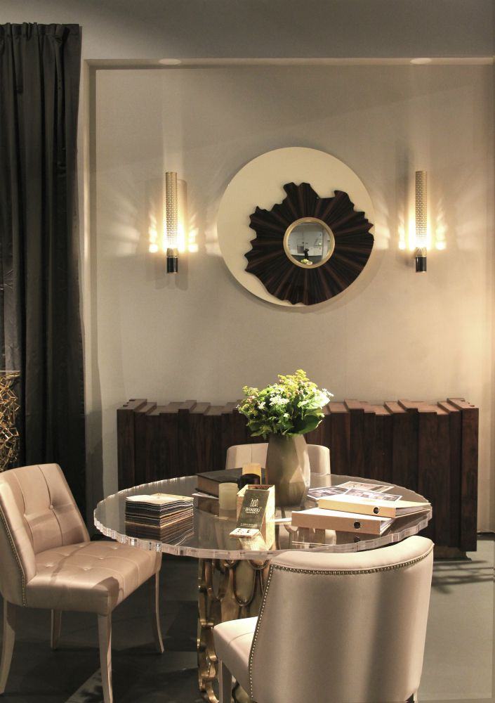 Top 5 Stylish Dining Room Buffet Ideas Luxury Dining Tables