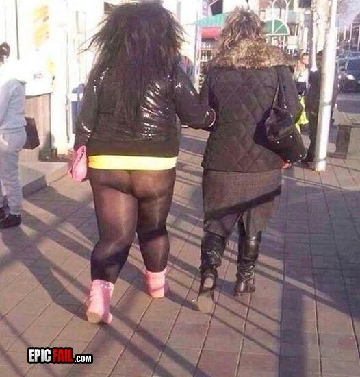 Bilderesultat for funny tights fail