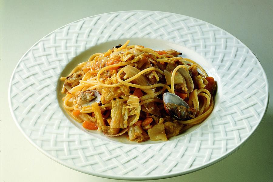 Spaghetti Alla Marinara Recipe Italian Pasta Recipes Marinara Marinara Recipe