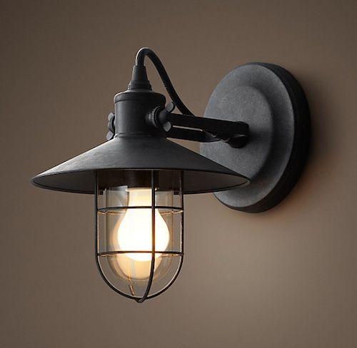 Cape Cod Style Exterior light fixtures Cape cod style and Salt