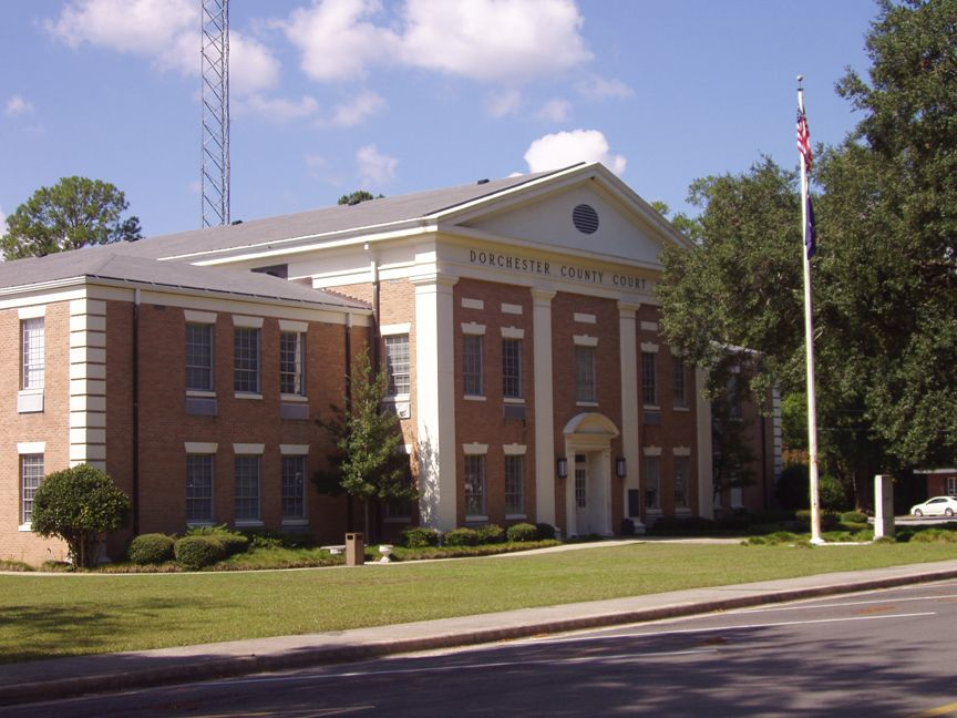 Dorchester County Courthouse St George Sc Dorchester House