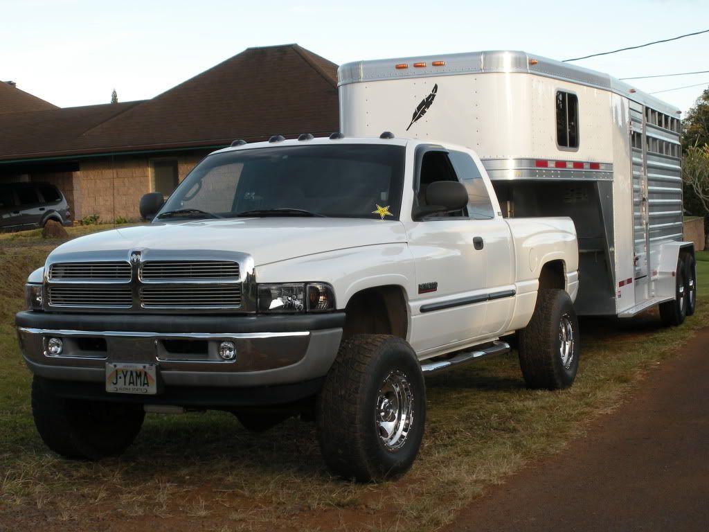 All 2nd Gen Truck Pictures Page 6 Dodge Cummins Diesel