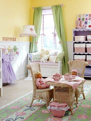 Ideas para decorar el cuarto de juegos muebles - Juego decorar habitacion ...