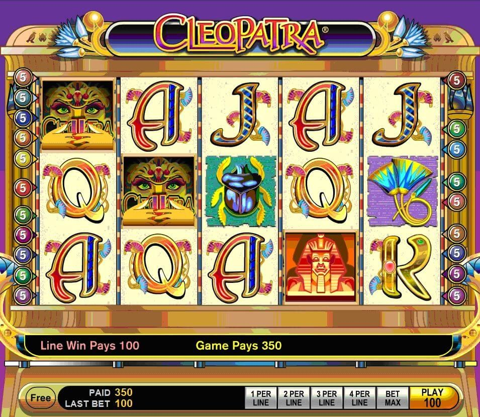Casino games slot machines cleopatra casino bourbonne les bains poker