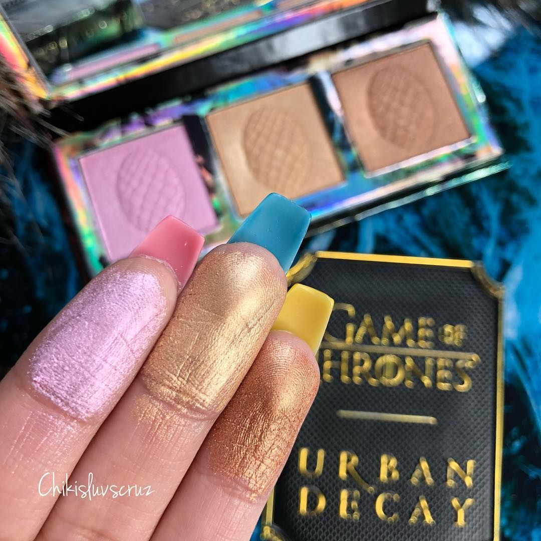 » Urban Decay Cosmetics X Game of Thrones Collection