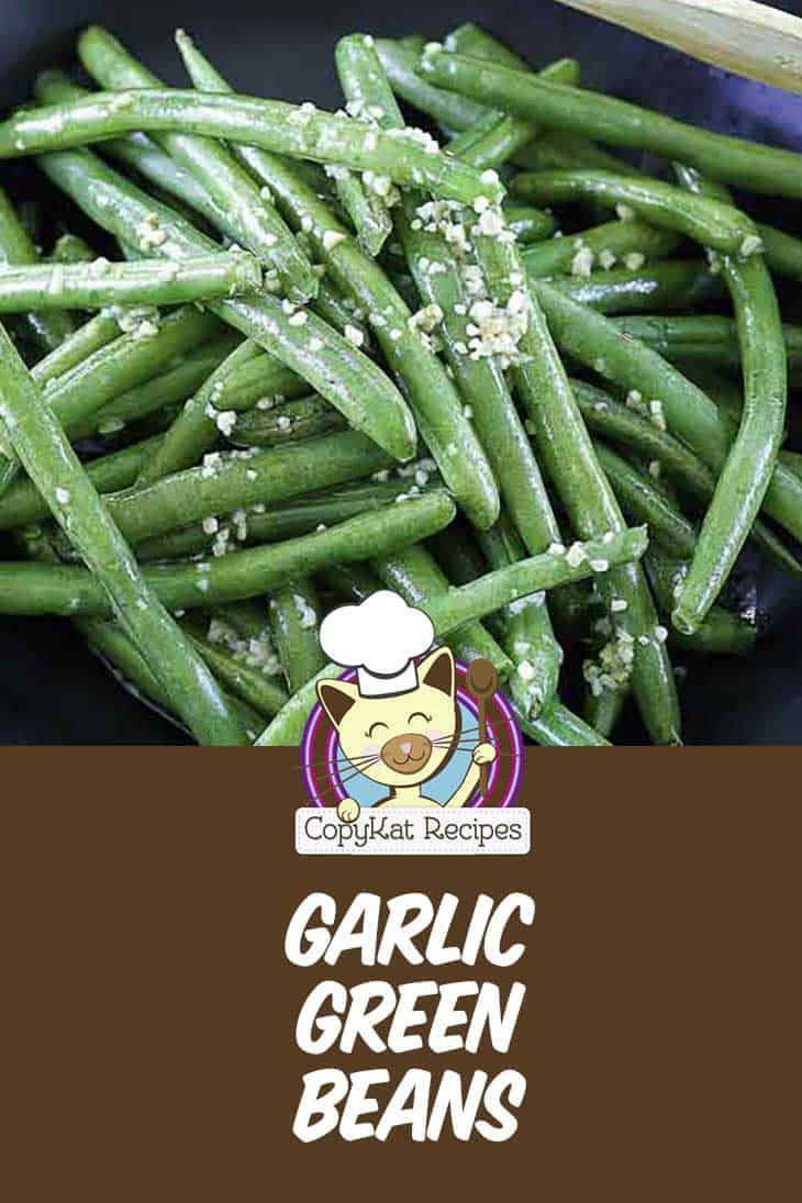 Garlic Green Beans Recipe Green Beans Garlic Green Beans Steamed Green Beans