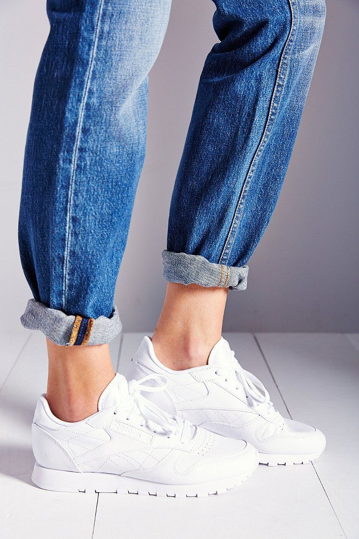1b1cac8d806 Reebok Classic Leather R13 Running Sneaker - Urban Outfitters ...
