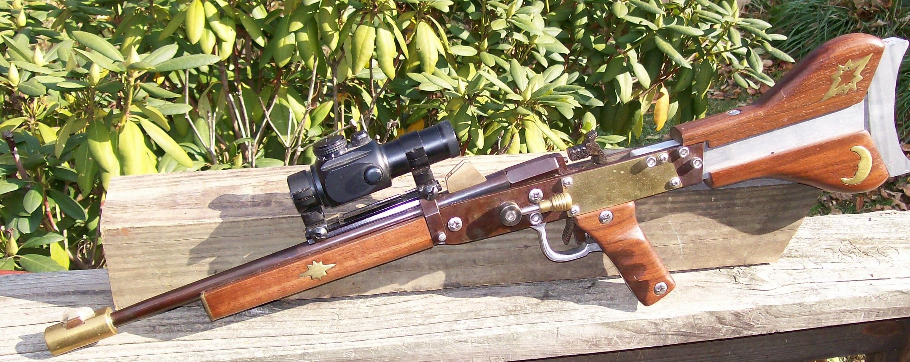 Pin on Air Rifle