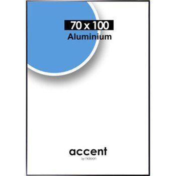 Cadre Accent L 70 X H 100 Cm Aluminium Noir Cadre Tableau Cadres Mur De Cadres