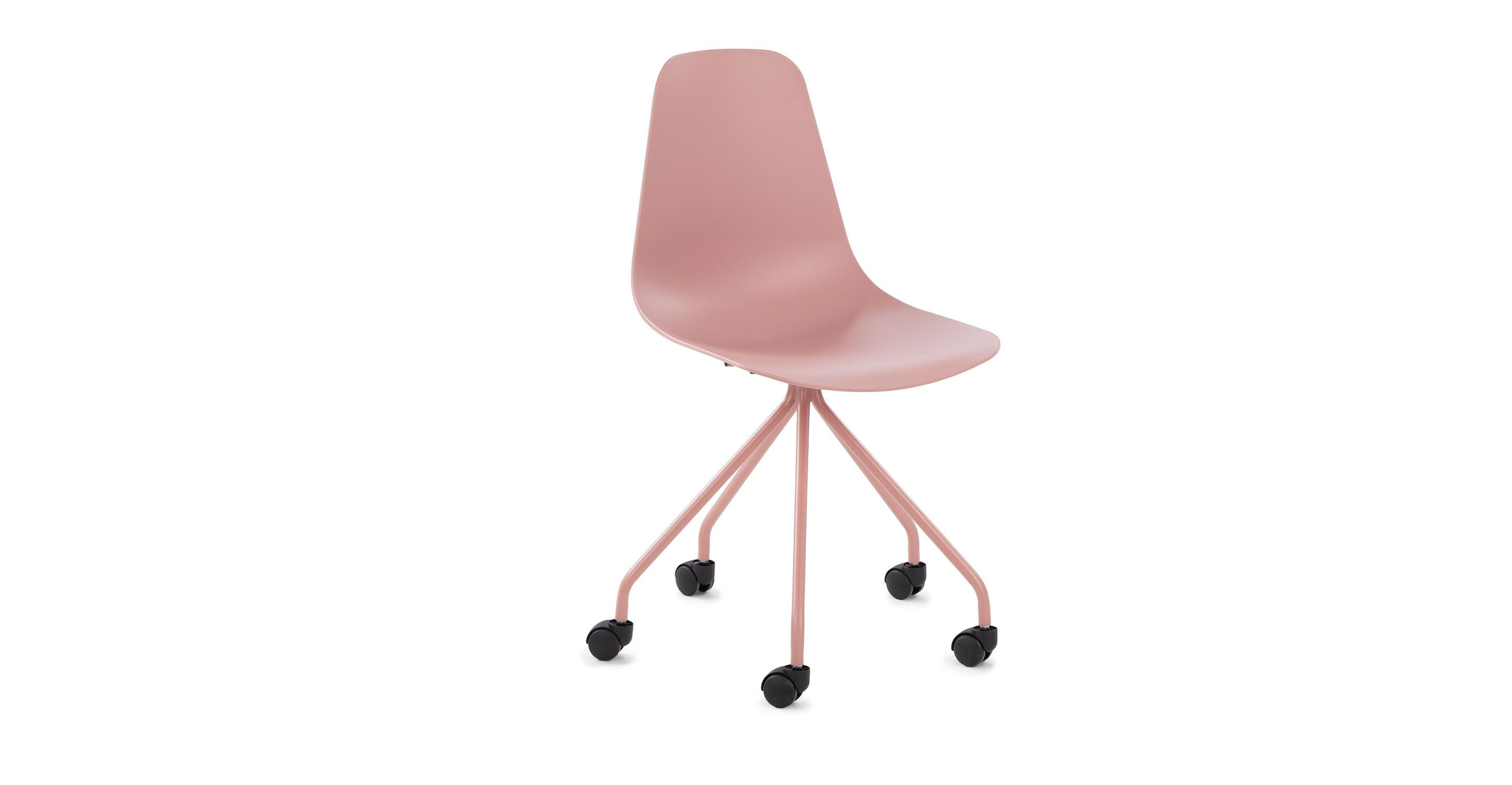 27+ Dusty pink office chair inspirations