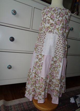 H&M Gr 122 128 Kleid Blumenkleid | Blumenkleid, Lange ...
