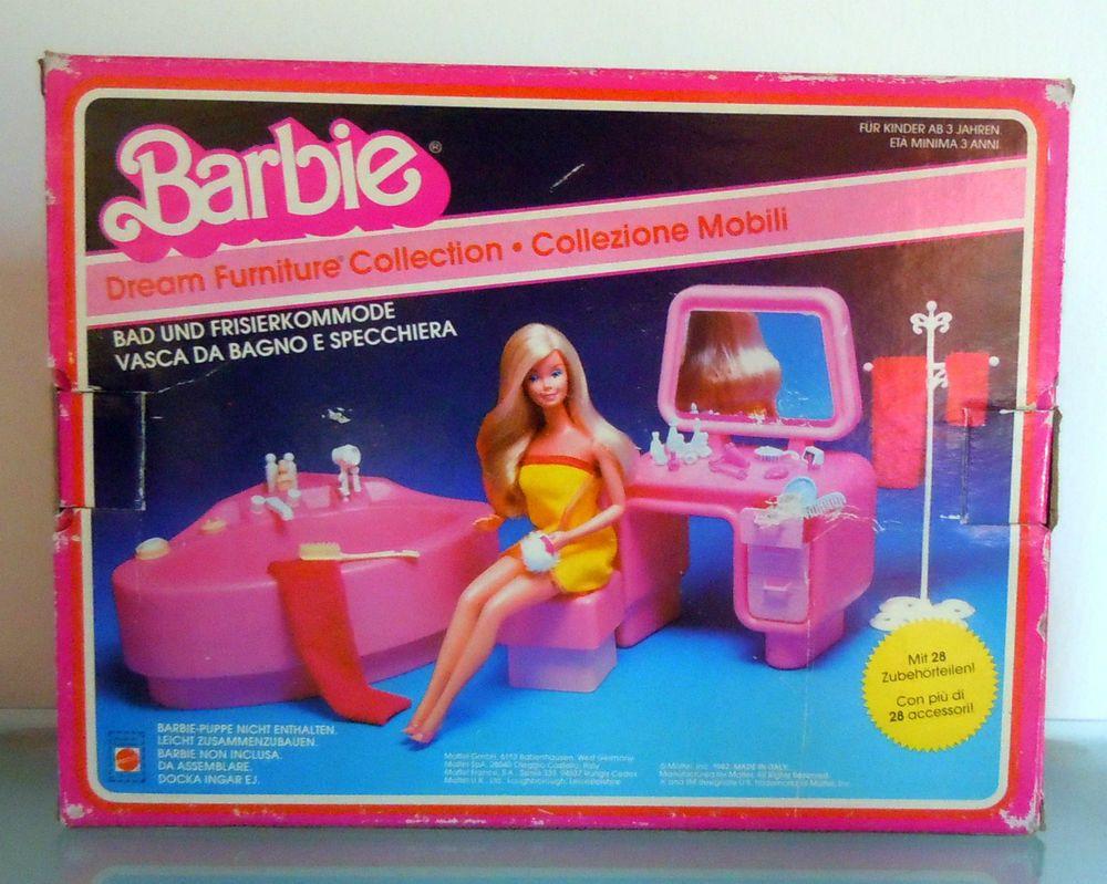 Mobili Barbie ~ Mobili mini bambola serie principessa galletti ebay barbie