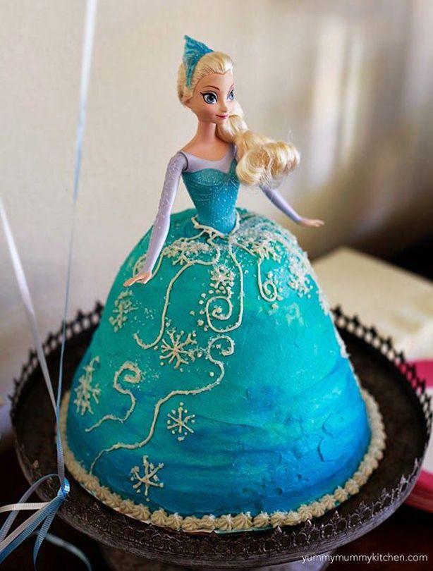 Frozen birthday cake ideas Birthday cakes Cake and Birthday cale