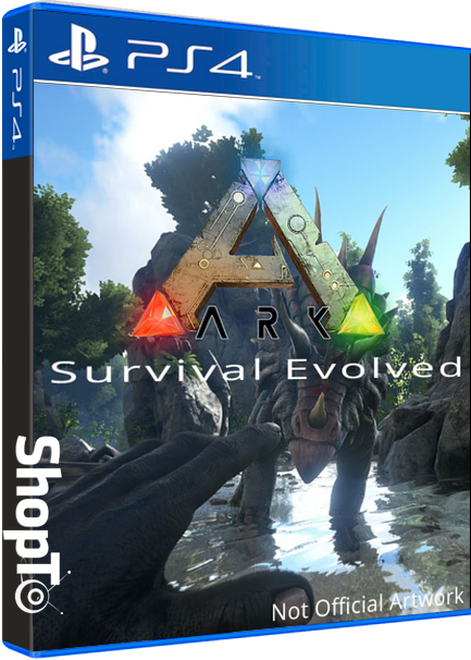 Ark: Survival Evolved, PS4, WILDCARD STUDIOS