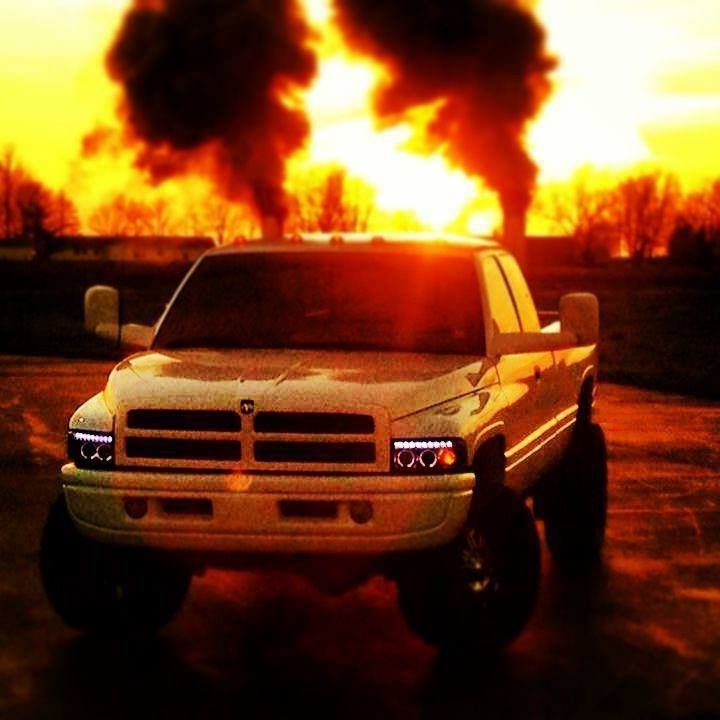 Dodge Rollin coal | Rollin coal | Pinterest | Cummins ...