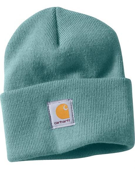 6fe7c73c80e Carhartt Women s Acrylic Watch Hat teal