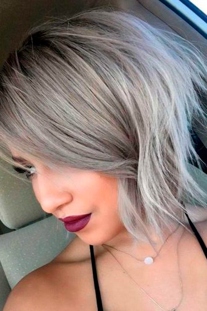 45 Edgy Bob Haircuts To Inspire Your Next Cut #edgybob