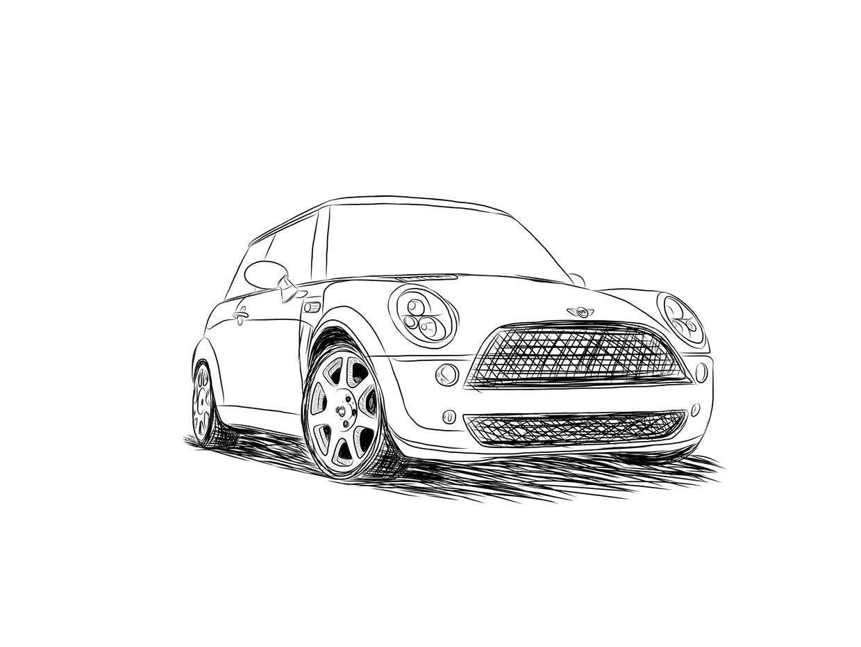 Cooper S Car