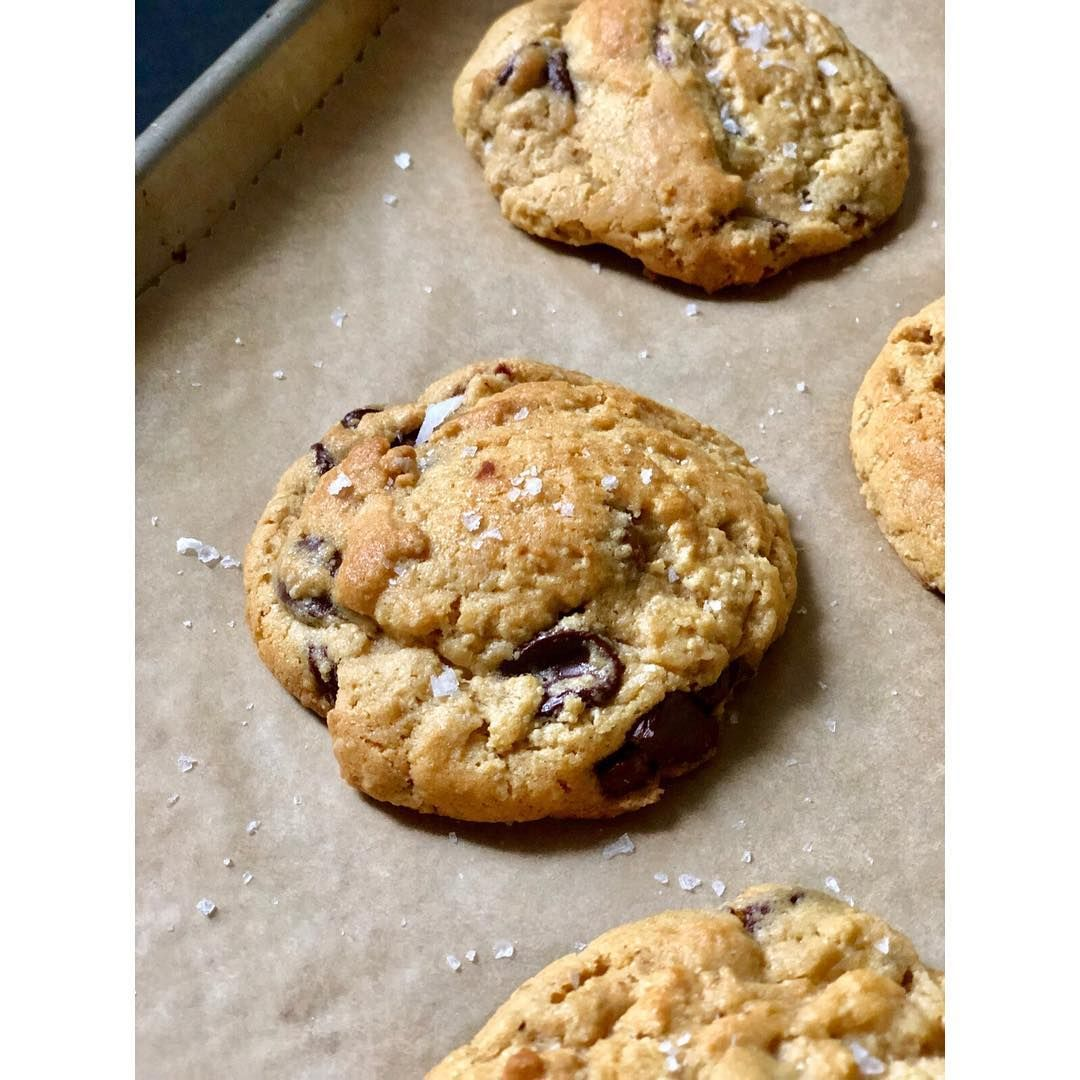 Buttermilk Chocolate Chip Cookies Recipe On Food52 Recipe Cookies Recipes Chocolate Chip Chocolate Chip Cookies Make Chocolate Chip Cookies
