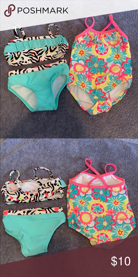 12 Month Baby Op Bathing Suits Bathing Suits Girls Bathing Suits Baby Bathing Suit Girl