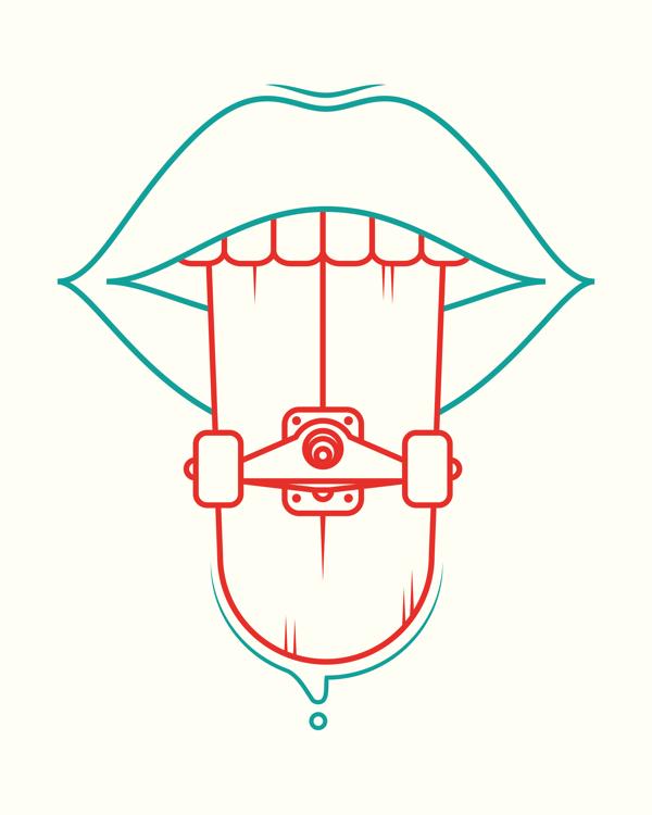 Sergidelgado Tatuaje De Patin Skate Dibujo Disenos De Unas