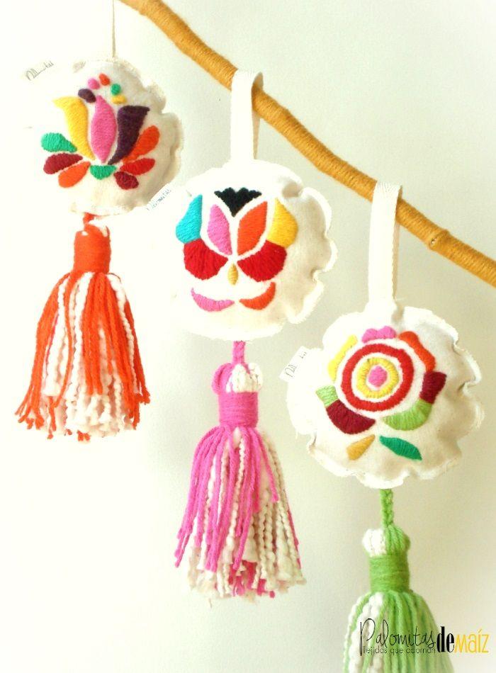 Resultado de imagen para patrones de mandalas para bordado mexicano ...