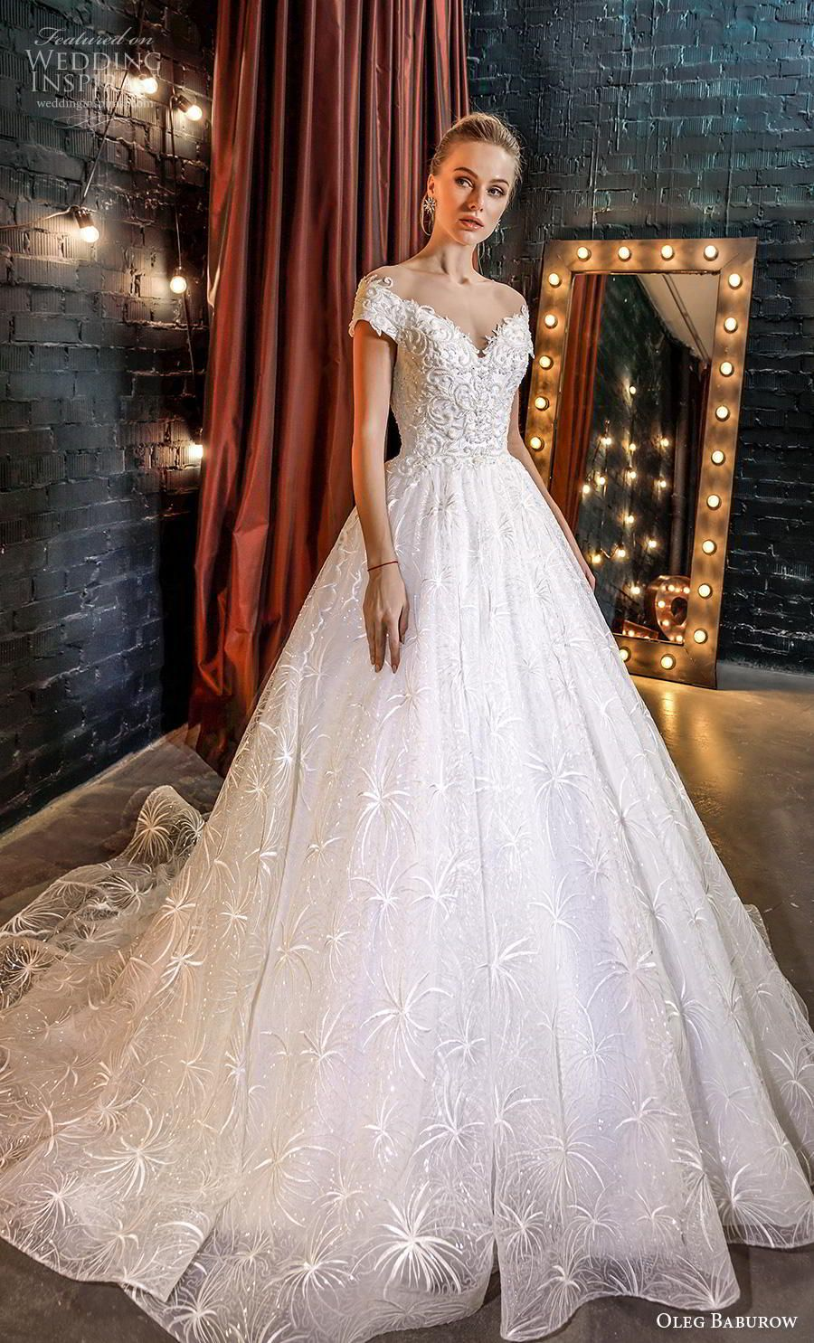 Oleg Baburow 2020 'Star Girl' Wedding Dresses * Latest